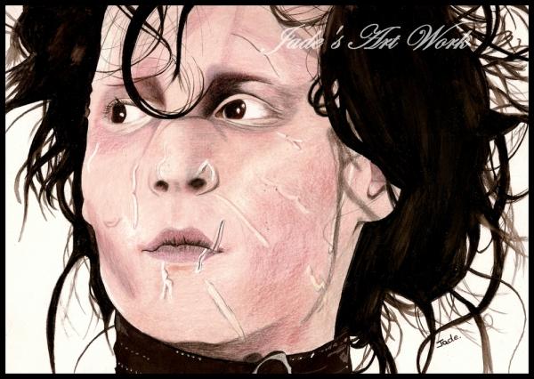 Johnny Depp by JadesArtWork